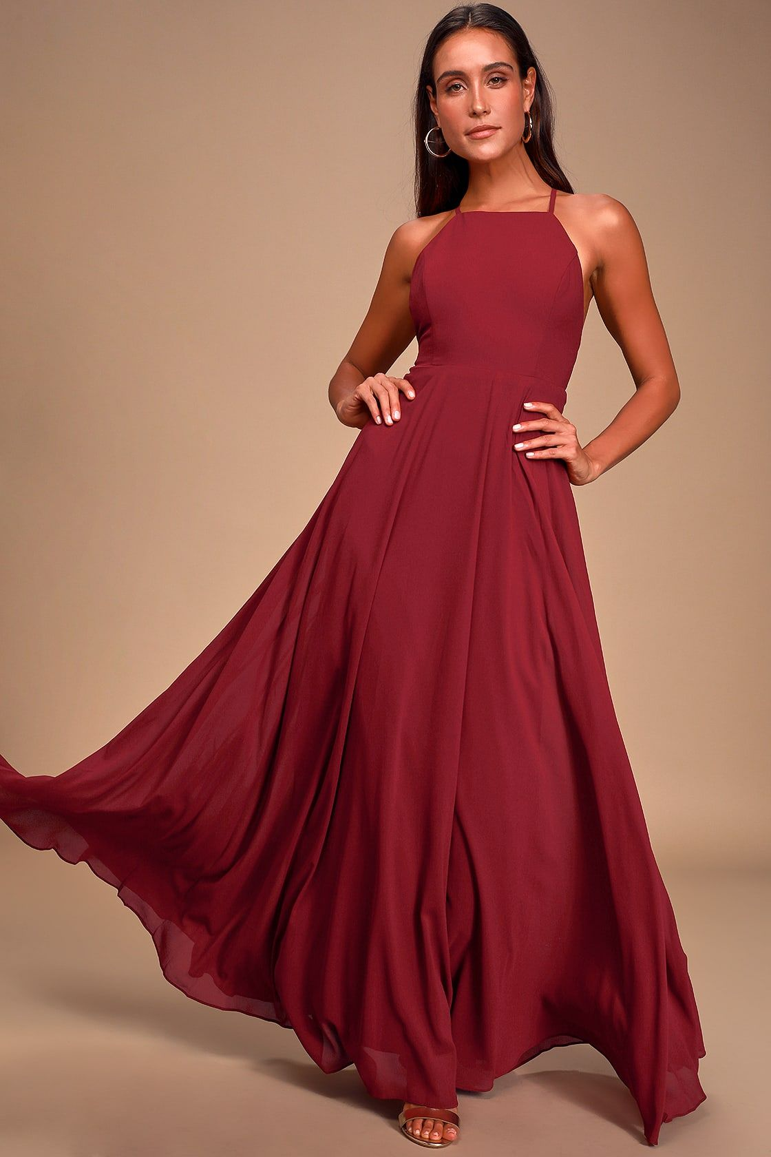 Mythical Kind Of Love Wine Red Maxi Dress In 2020 Red Dress Maxi Burgundy Maxi Dress White Lace Maxi Dress