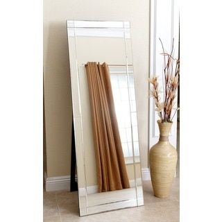 Shop for Abbyson Clarendon Standing Floor Mirror. Get free delivery ...