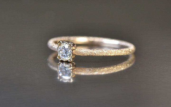 Kataoka Jewelrys Delicate and Sublime Wedding Rings Ring Wedding