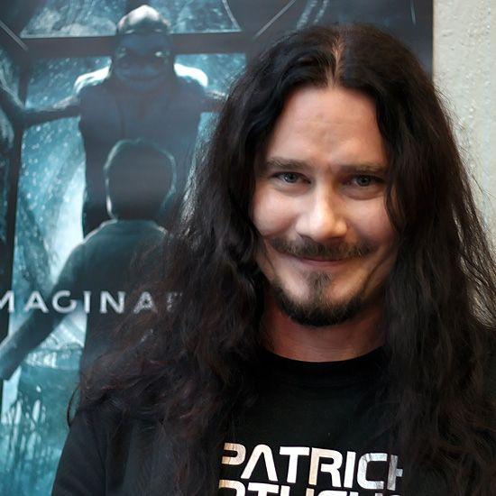 Tuomas Holopainen ja Imaginaerum-elokuva.