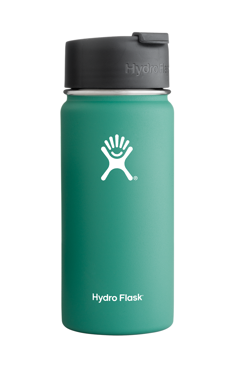 4bd66be37dd 16 oz Wide Mouth | Kelly - Things in 2019 | Hydro flask coffee ...