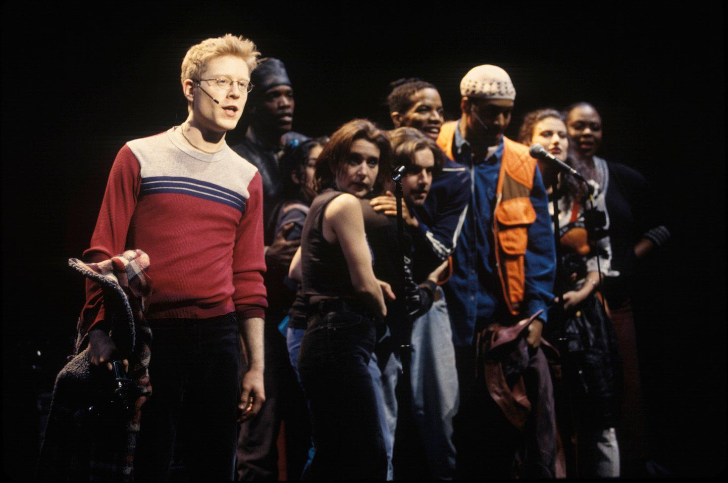 Confirmed Rent Original Broadway Cast Will Appear On Fox S Rent Live Rent Musical Rent Movies Tony Winners