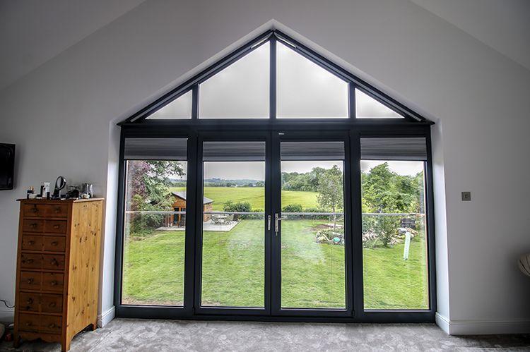 Solarlux Bi Fold Doors, Berkshire   Thames Valley Windows