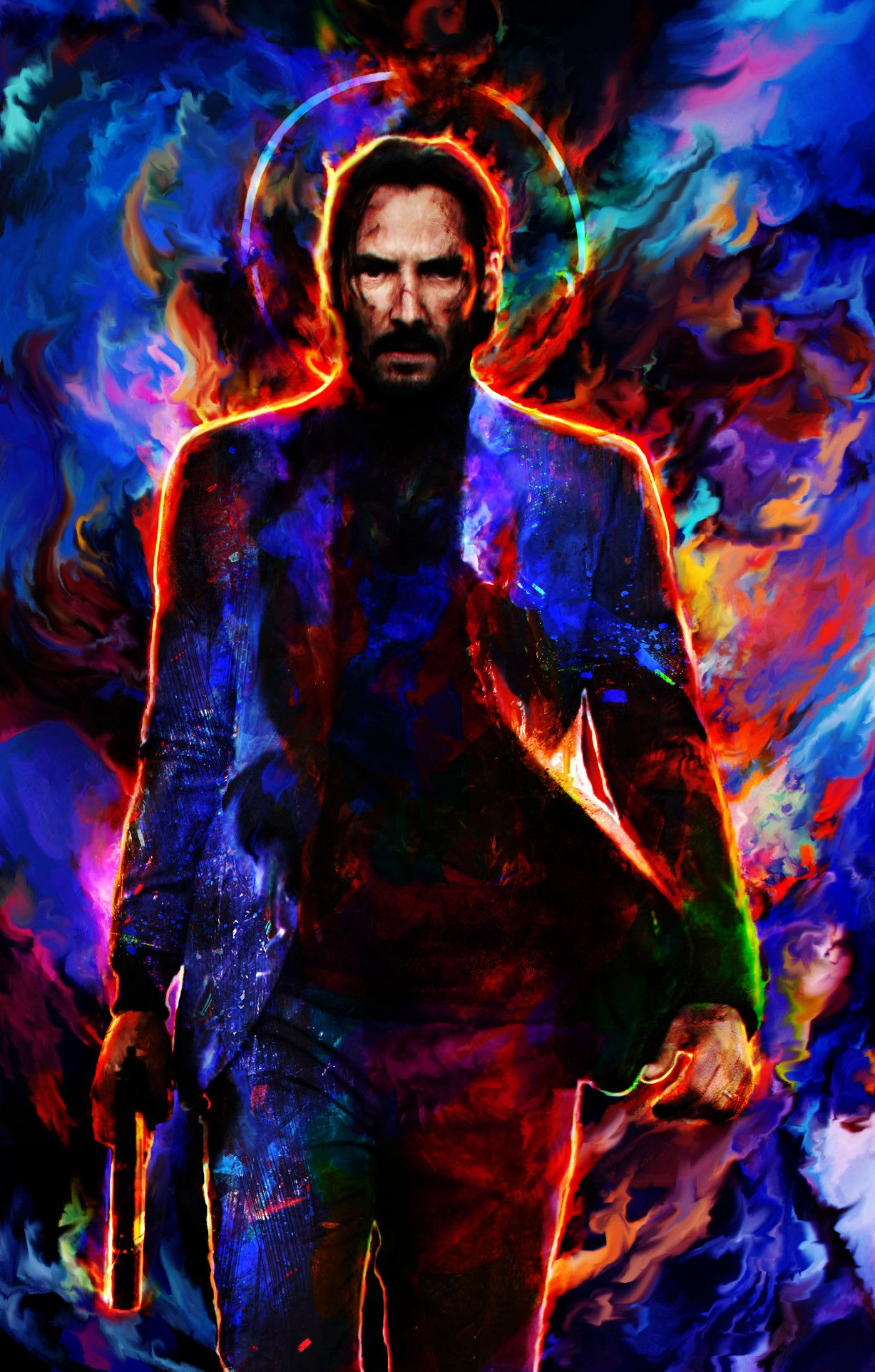 Free Download John Wick 3 HD Wallpaper (With images