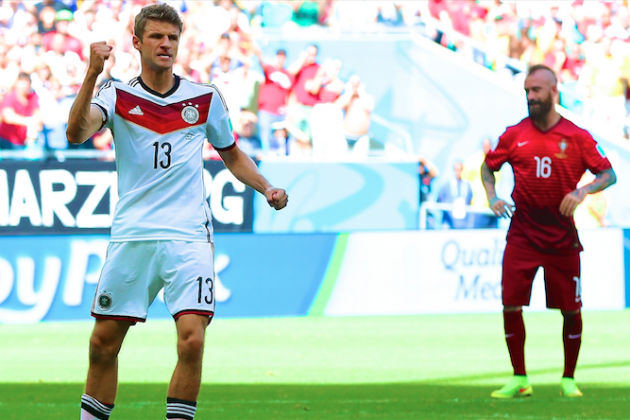 Germany Vs Portugal Live Score Highlights For World Cup 2014 Group G Game World Cup 2014 Germany Vs World Cup
