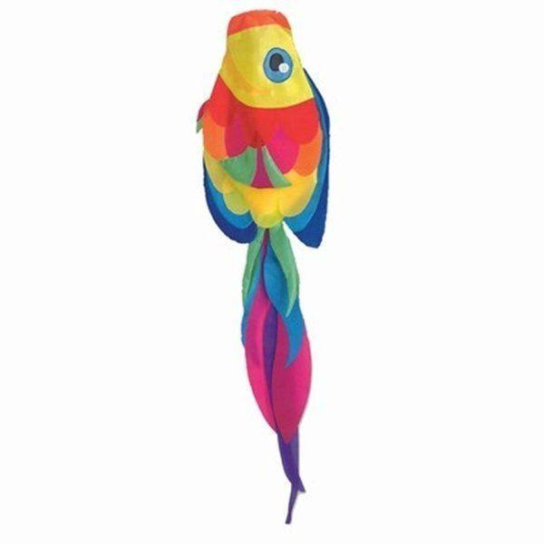 Large Various Multi-Colored Rainbow Patterned Windsocks NEW