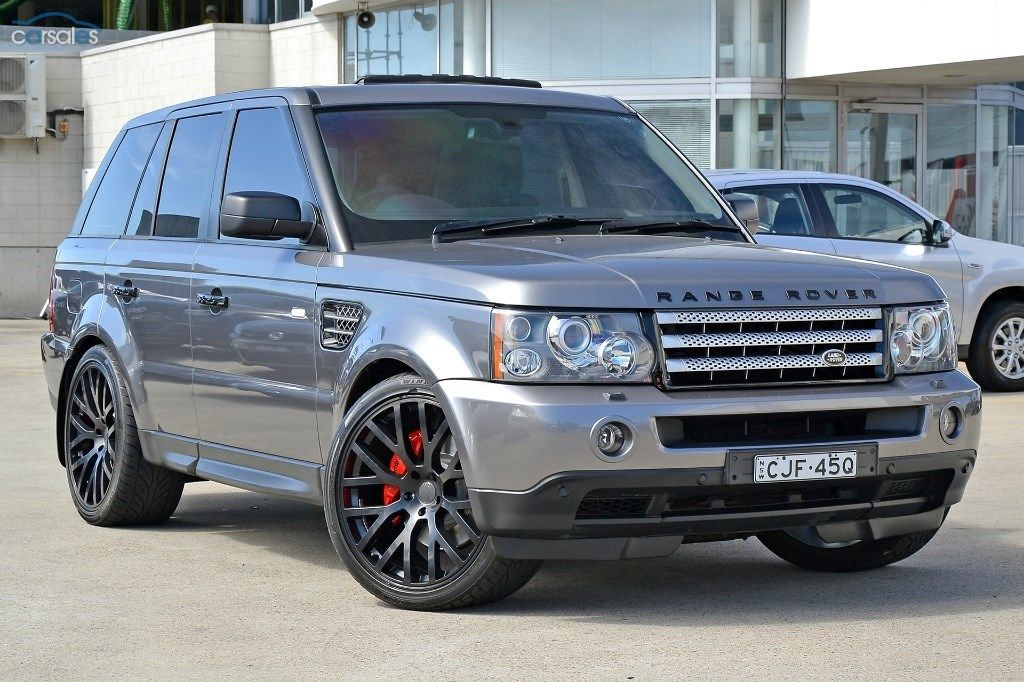 2006 Land Rover Range Rover Sport Super Charged 06MY