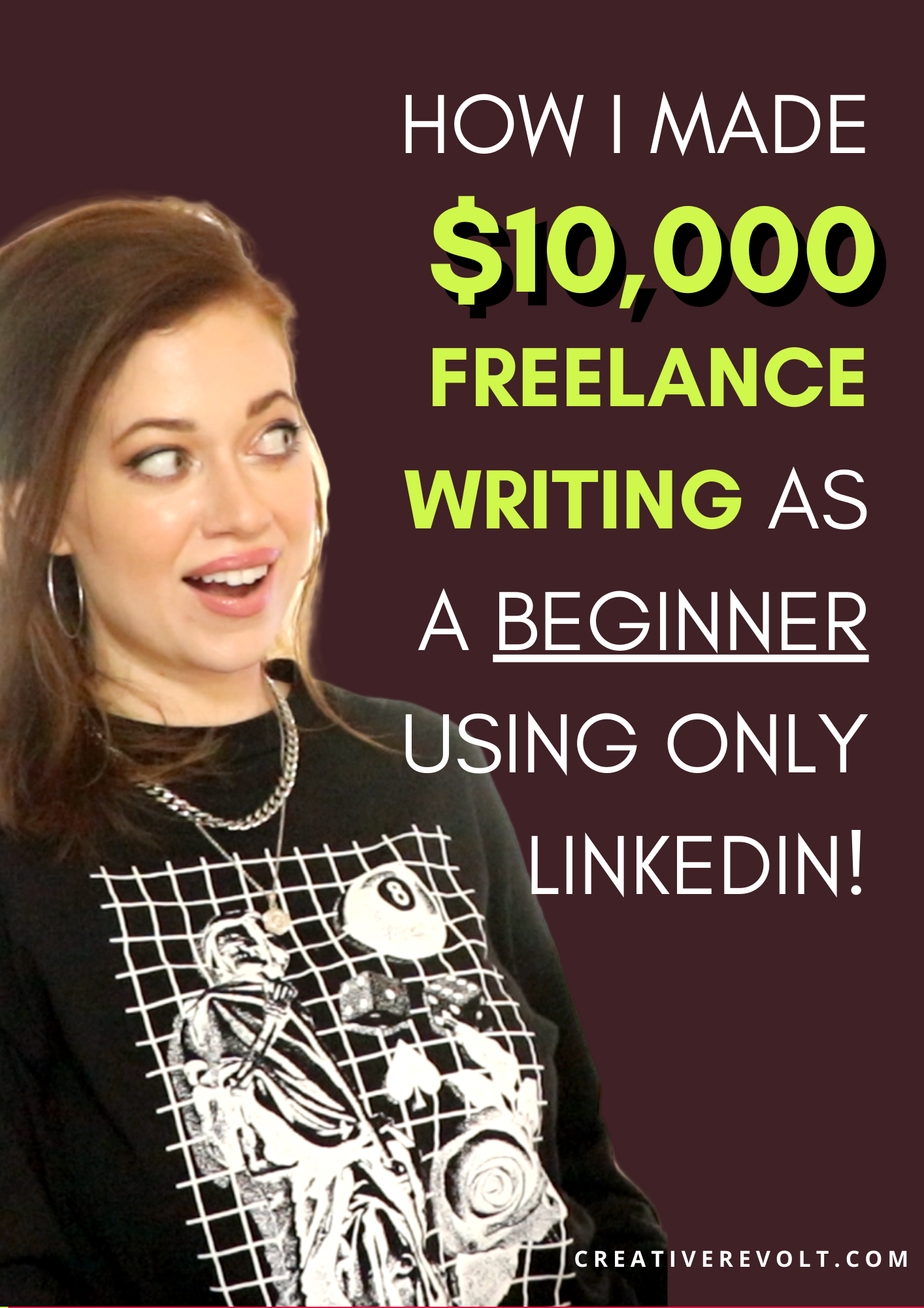 Get freelance writing jobs on LinkedIn like CRAZY using this one powerful method that requires ZERO PITCHING and only takes a matter of minutes to set up. :) I'm sharing EXACTLY how I made $10K freelance writing as a direct result of LinkedIn in this crazy in-depth blog post ... with SCREENSHOTS! READ NOW orrrrr PIN FOR LATER :)            | freelance writing tips | freelance writing for beginners no experience | #freelancewriting #amwriting #freelancelife #writingtips