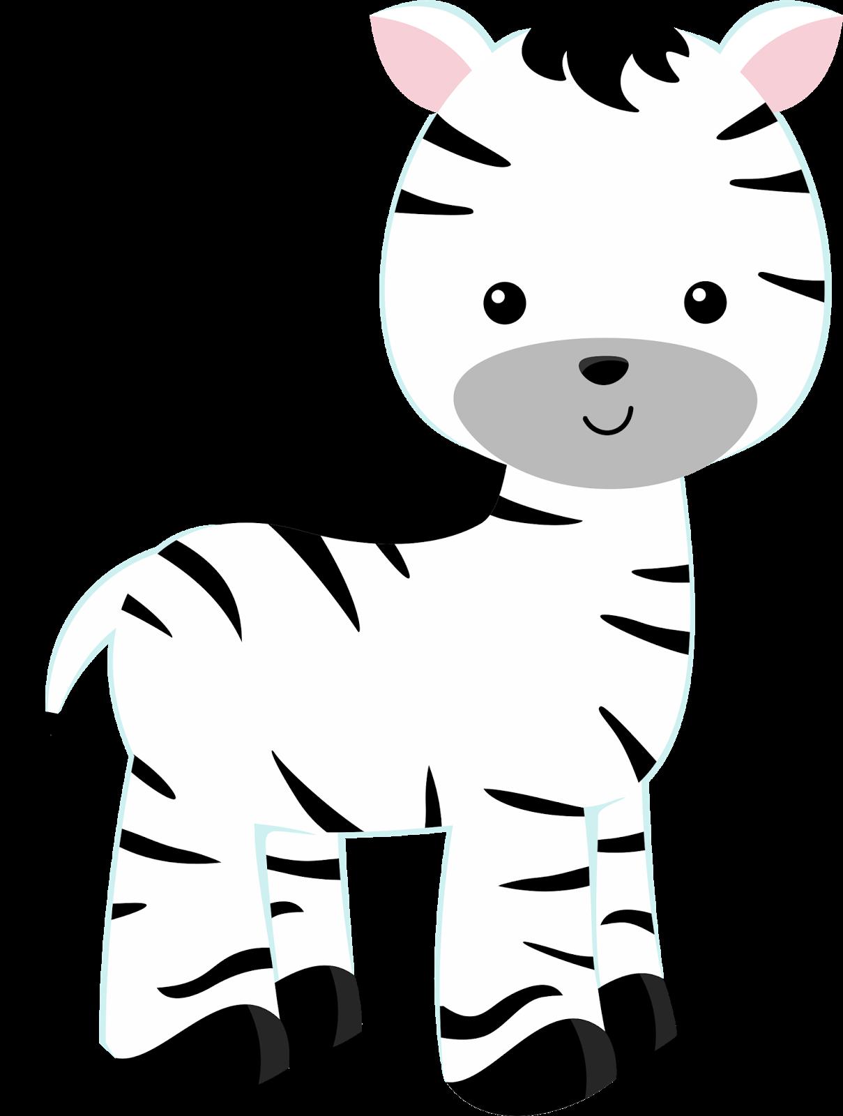 Clipart de Animales de la Selva Bebés. | ideas / dibujos | Pinterest ...