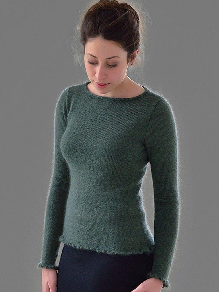 Temperate-knitrowan | sexy sweaters | Pinterest