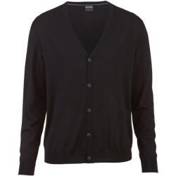 Photo of Olymp Strick Cardigan, modern fit, Schwarz, M Olympolymp