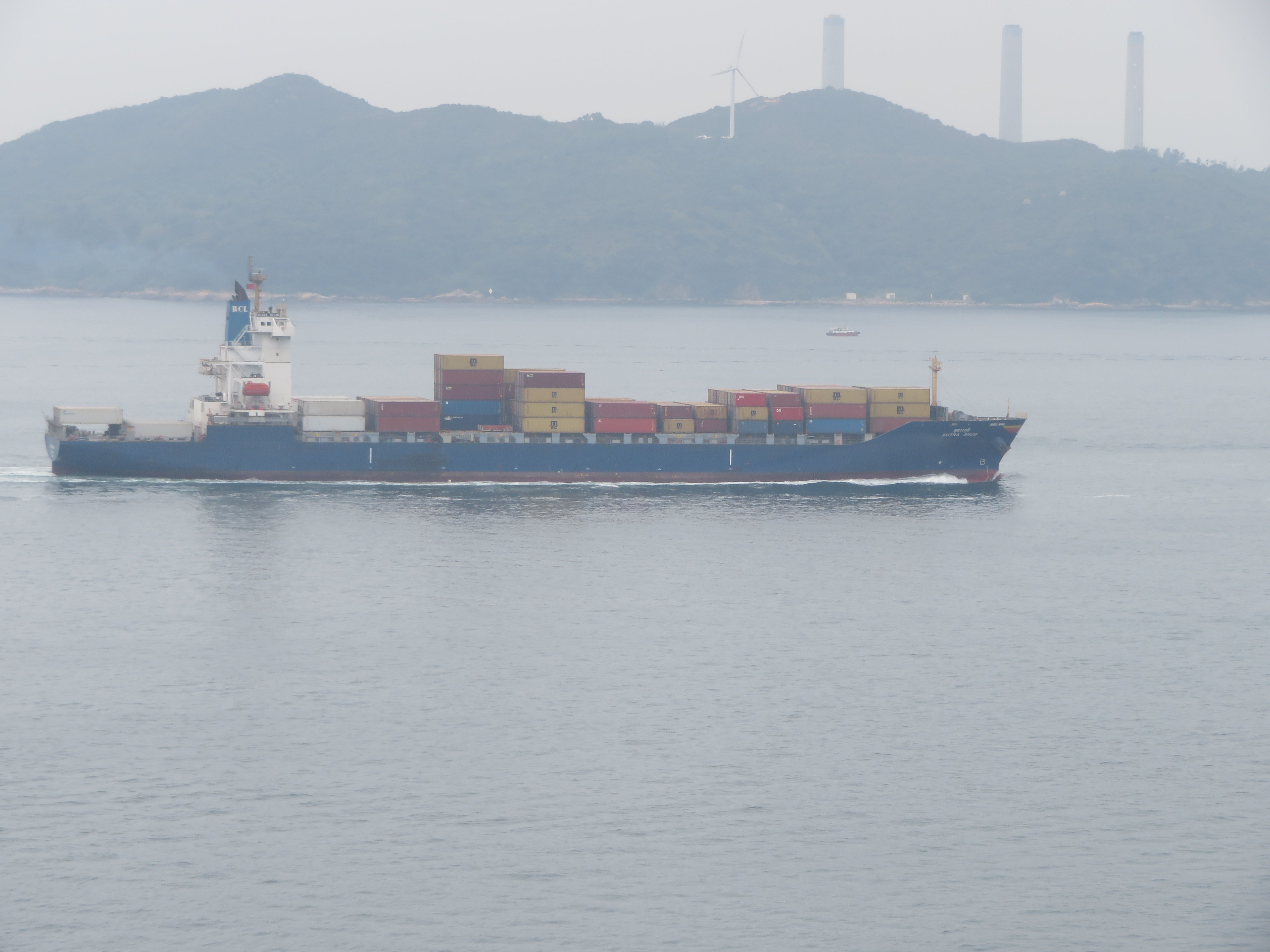 xurta bhum Type container ship Owner regional container line
