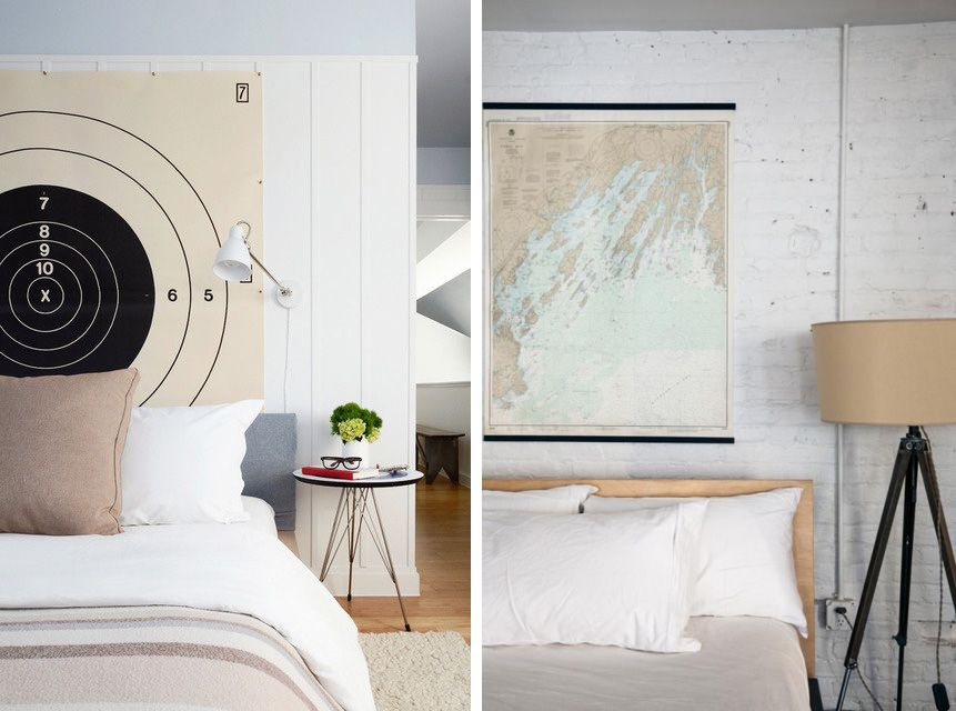 Headboard Report: 5 Alternative Headboards You Can Lean On