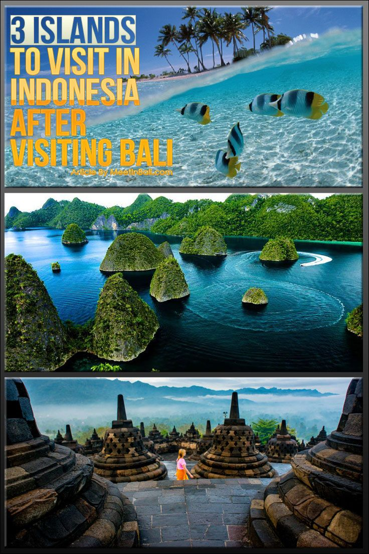 3 Recommended Islands To Visit After Visiting Bali | Indonesian Bali Travel Board
