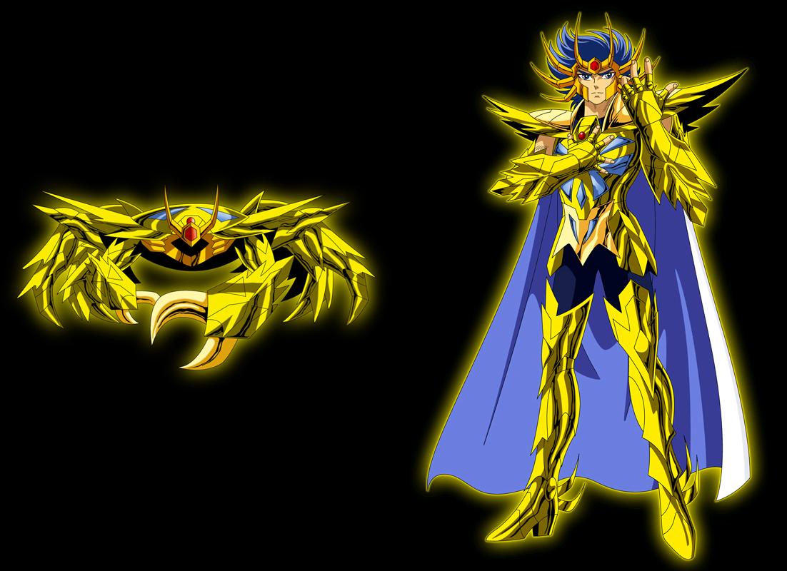 Máscara da Morte ♋ Cavaleiros de Ouro