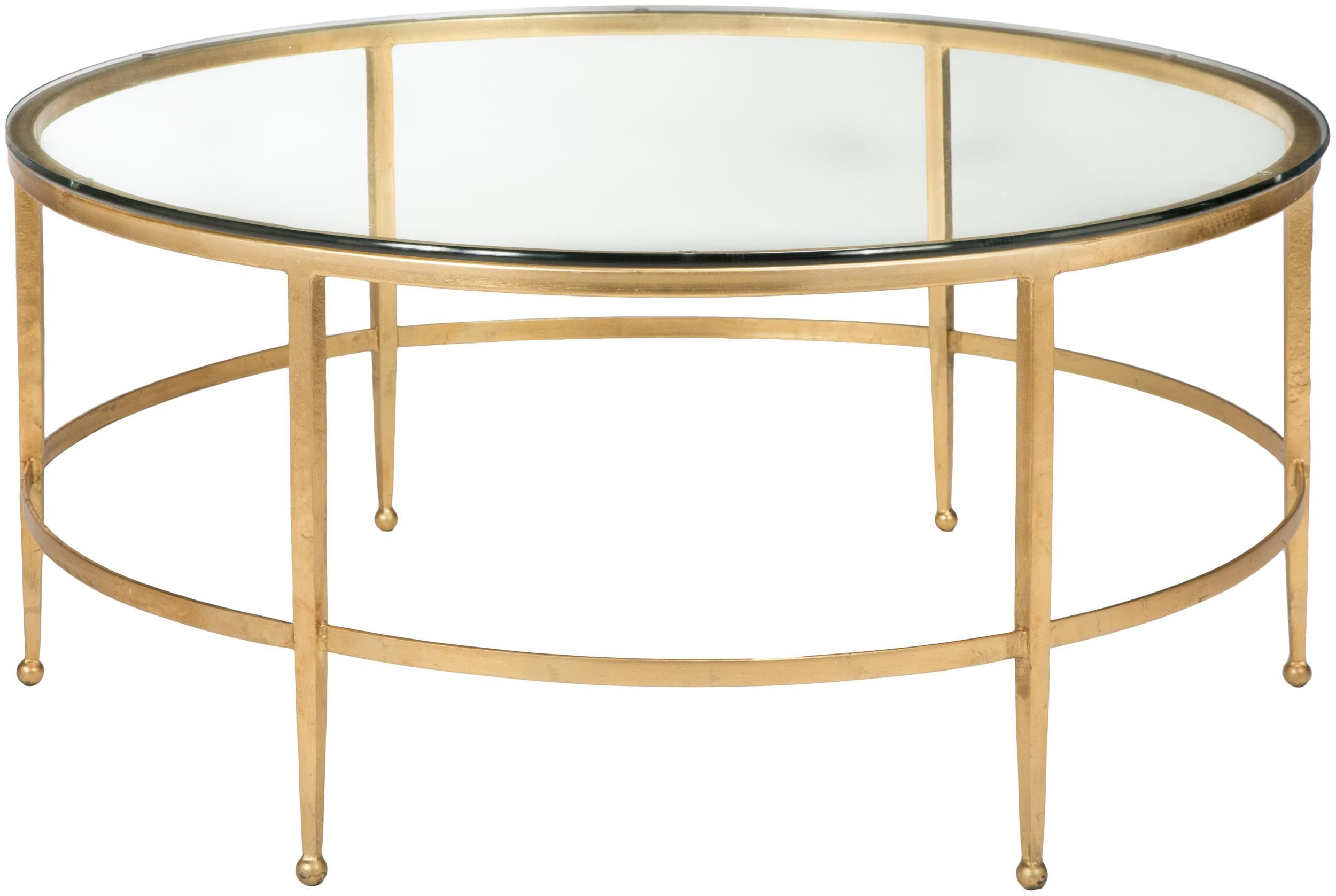 Couture With Images Gold Coffee Table Coffee Table Round