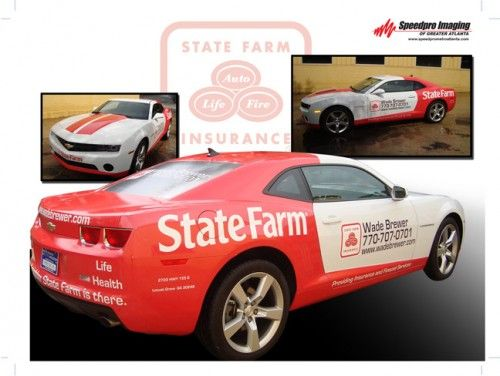Speedpro Metro Atlanta Car Insurance State Farm Insurance