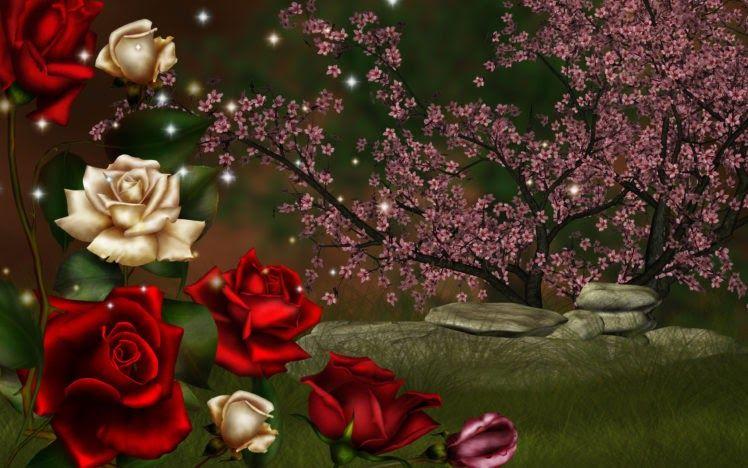 32 Nature Wallpaper Hd 3d Rose Nature Roses 3d Art Wallpapers Hd Desktop And Mobile 3d Ro In 2020 Wallpaper Nature Flowers Rose Flower Wallpaper Hd Flower Wallpaper