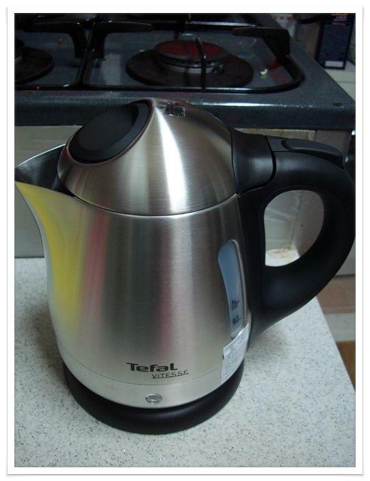 아기 분유 물 끓이기에 편리한 Tefal Vitesse 무선주전자 전기 주전자 분유 아기
