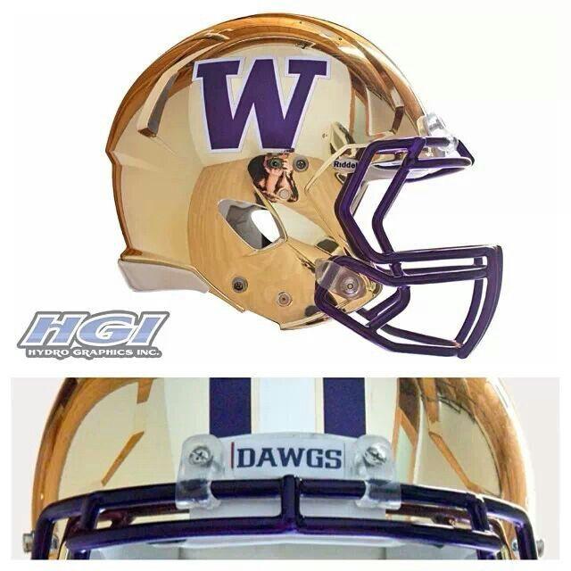 Washington Huskies Football Helmets College Football Helmets Washington Huskies