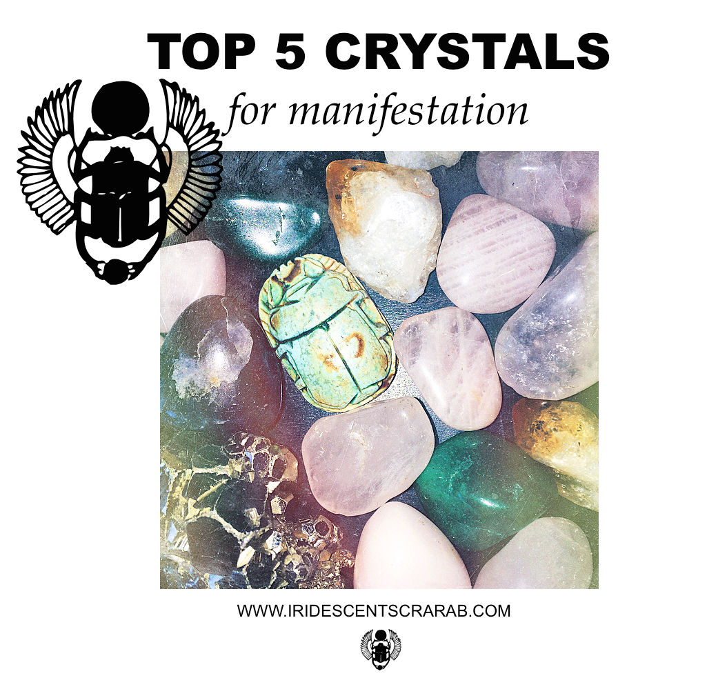 Top 5 Crystals for Manifestation
