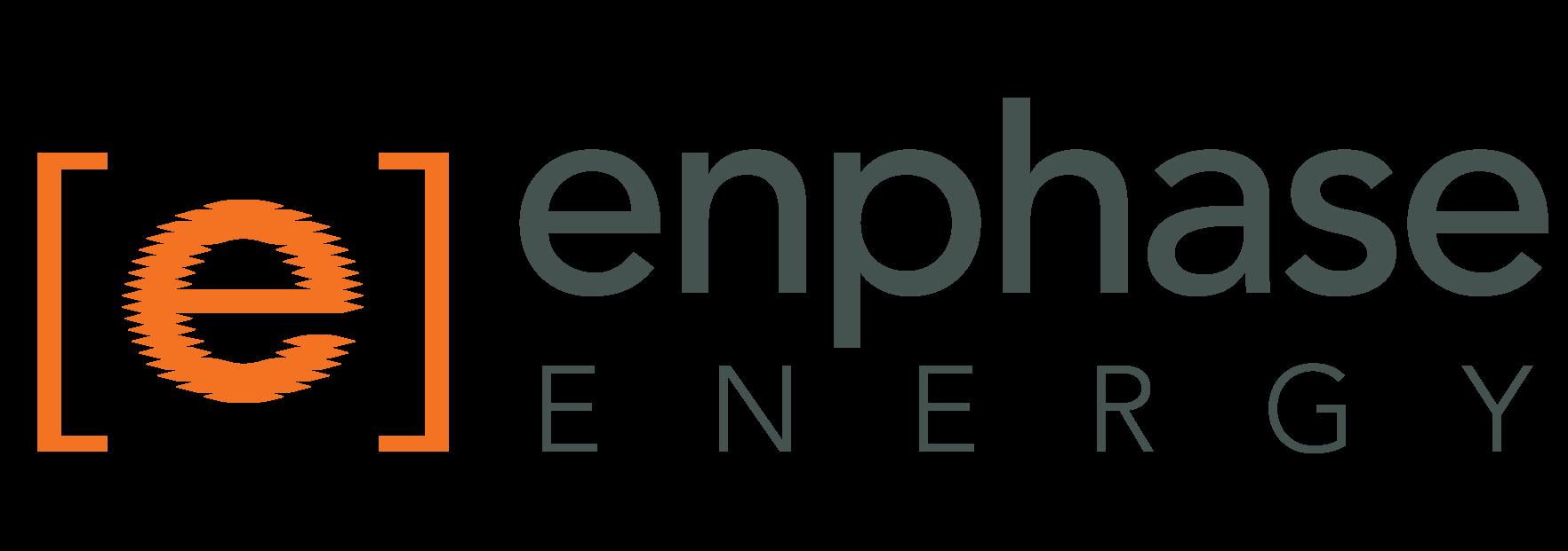 Enphase Solar Installation Solar News Energy Logo