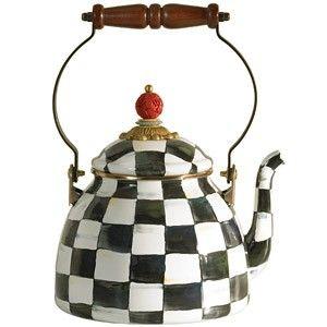 MacKenzie-Childs Tea Pot <3
