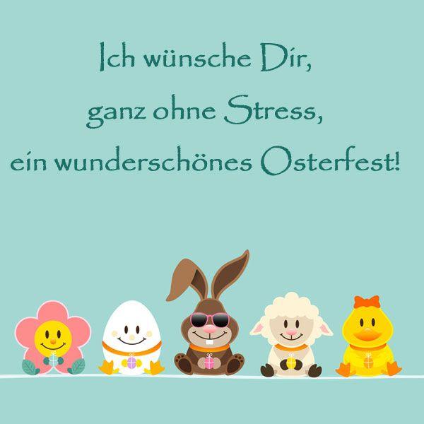 Frohe Ostern Wünsche Whatsapp