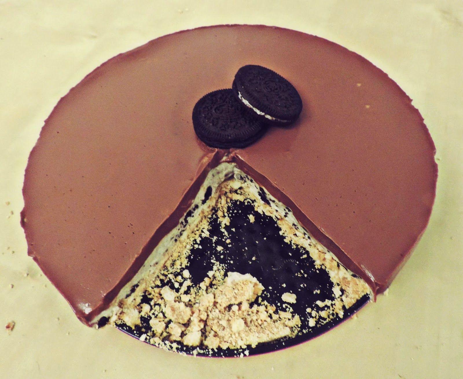 Yummy Vegan Vibe Recipes עוגת קרם עוגיות אוראו מופלאה Oreo Cake Vegan Cake Desserts