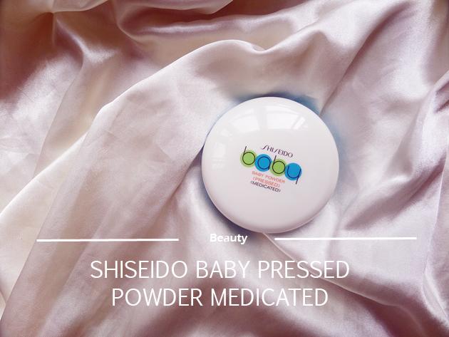 Review Shiseido Medicated Baby Powder Baby Powder Uses Baby Powder Shiseido
