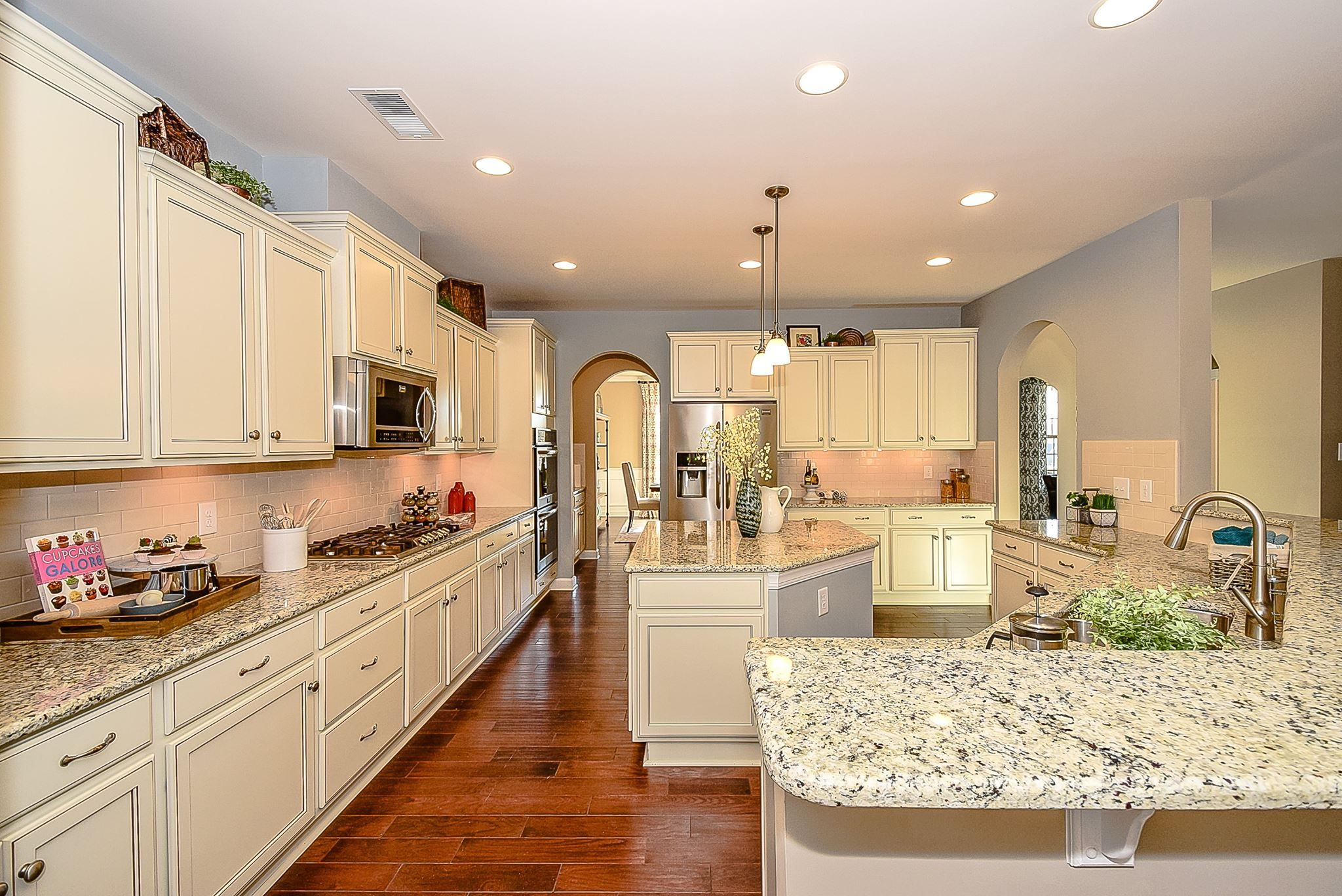 Who Would Be In Charge If You Had A Kitchen This Large New Home Communities Home New Homes
