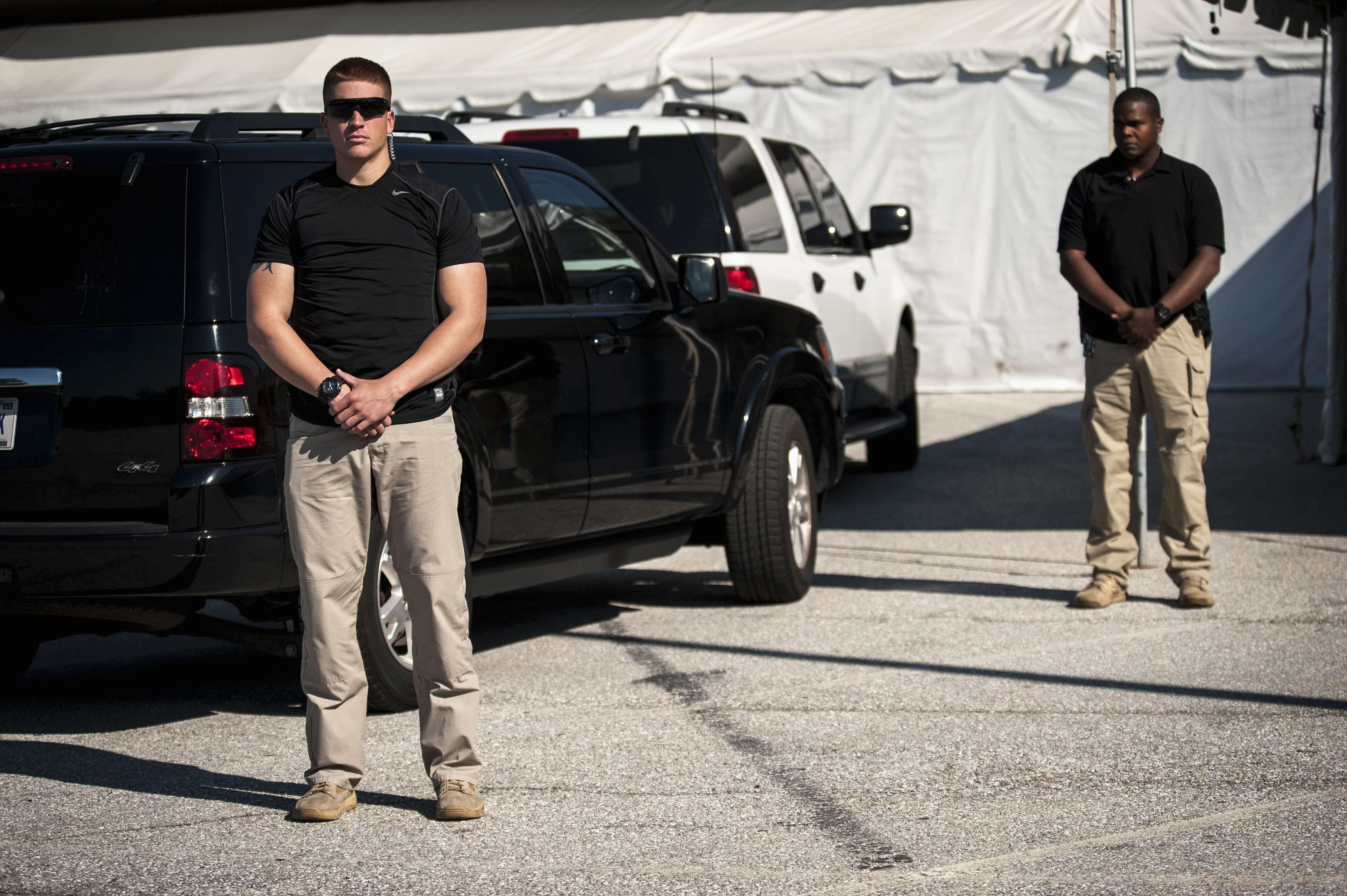 Private Bodyguards Hire