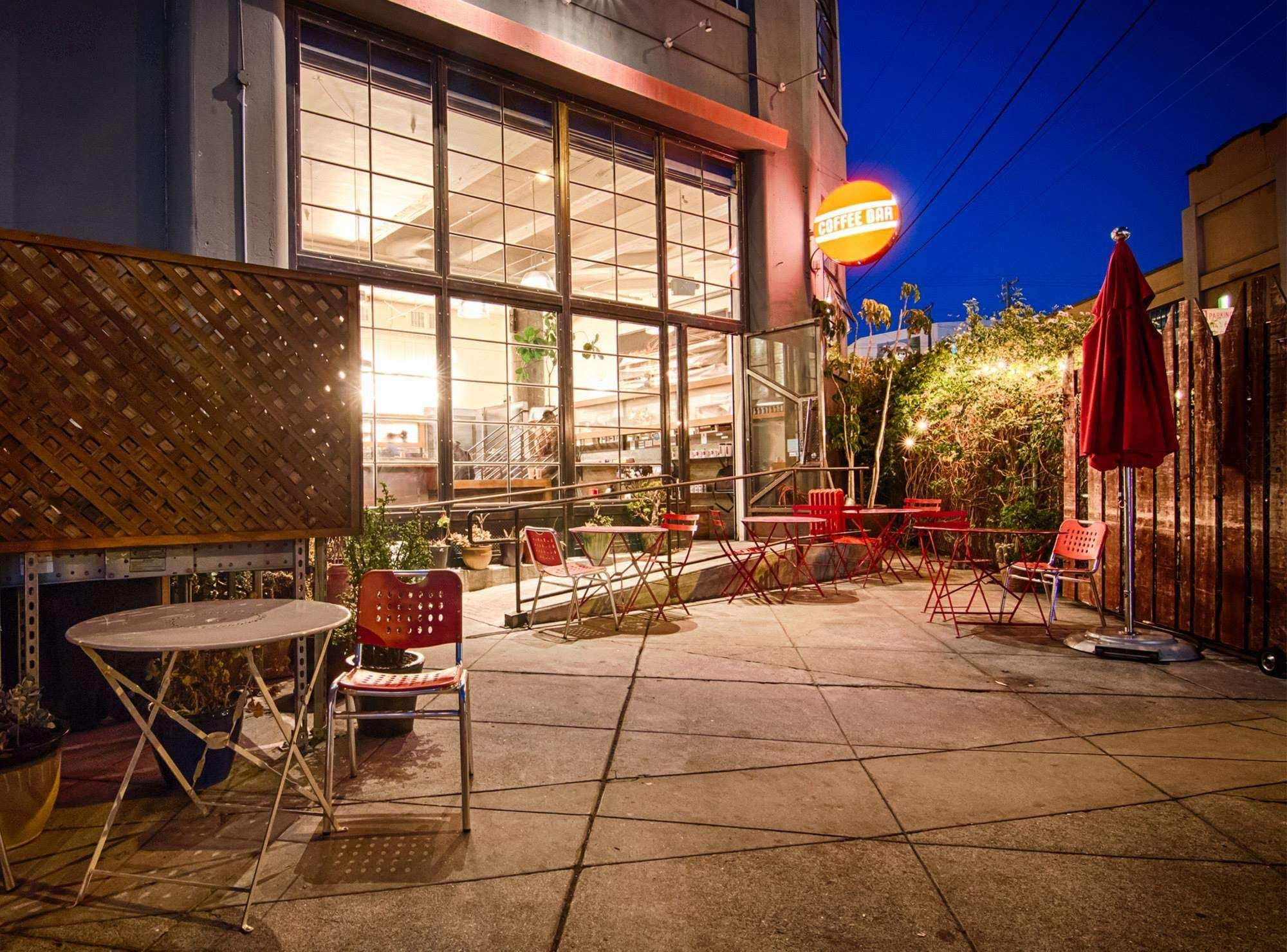 SF's best coffee shops for camping out with your laptop