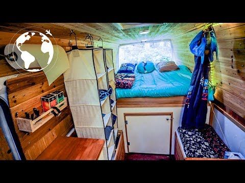 21 Year Old Trades Apartment In Seattle For Life On The Road Sprinter Van
