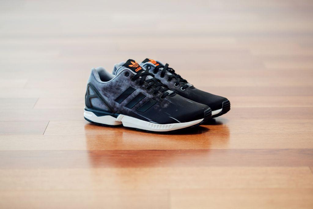 Adidas Originals ZX Flux 'U.S. Open' Pack #Adidas #AdidasOriginals #ZXFlux #