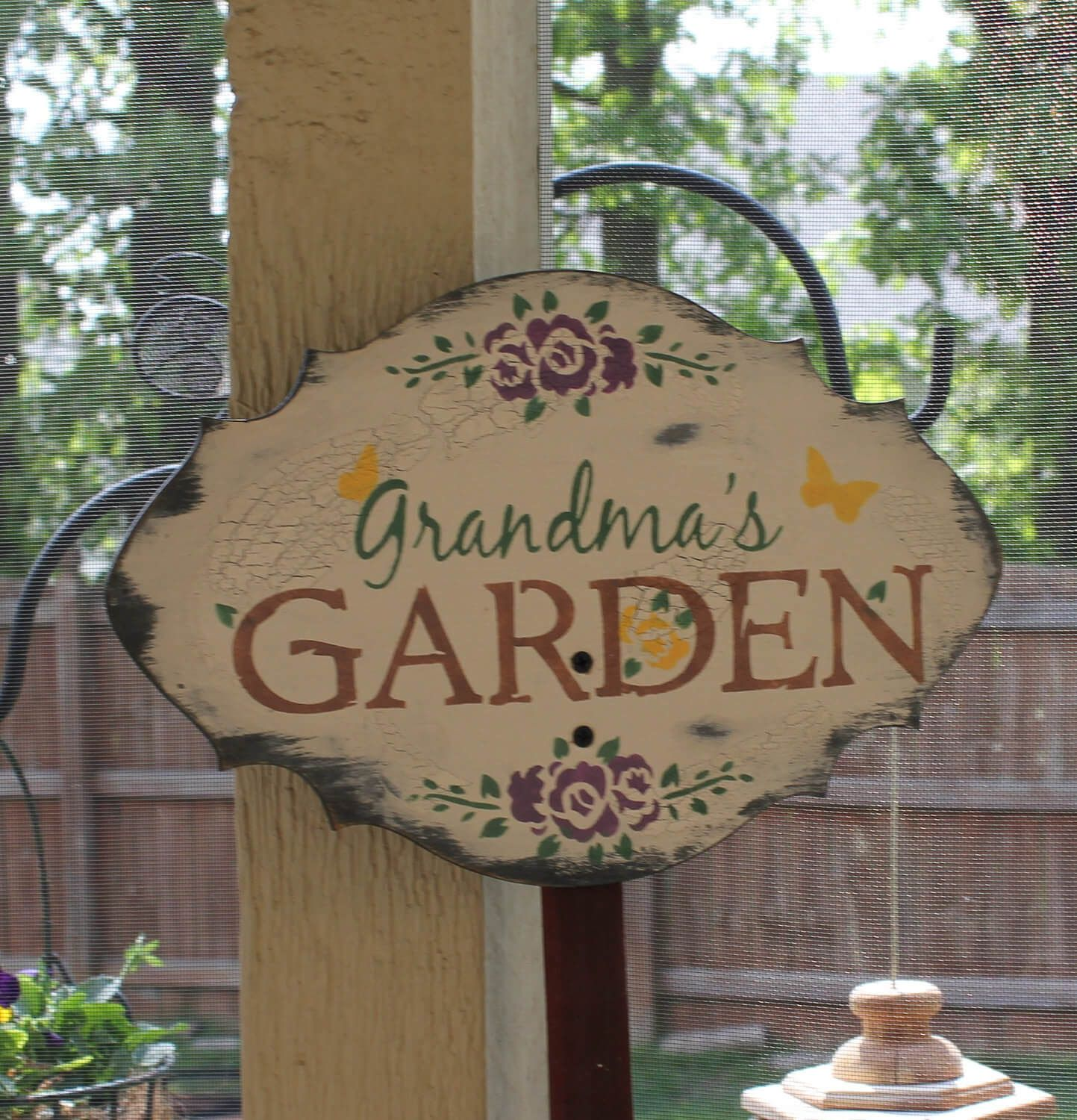 35 Cute Garden Sign Ideas to Make Your Yard More Inviting | Gardens ...