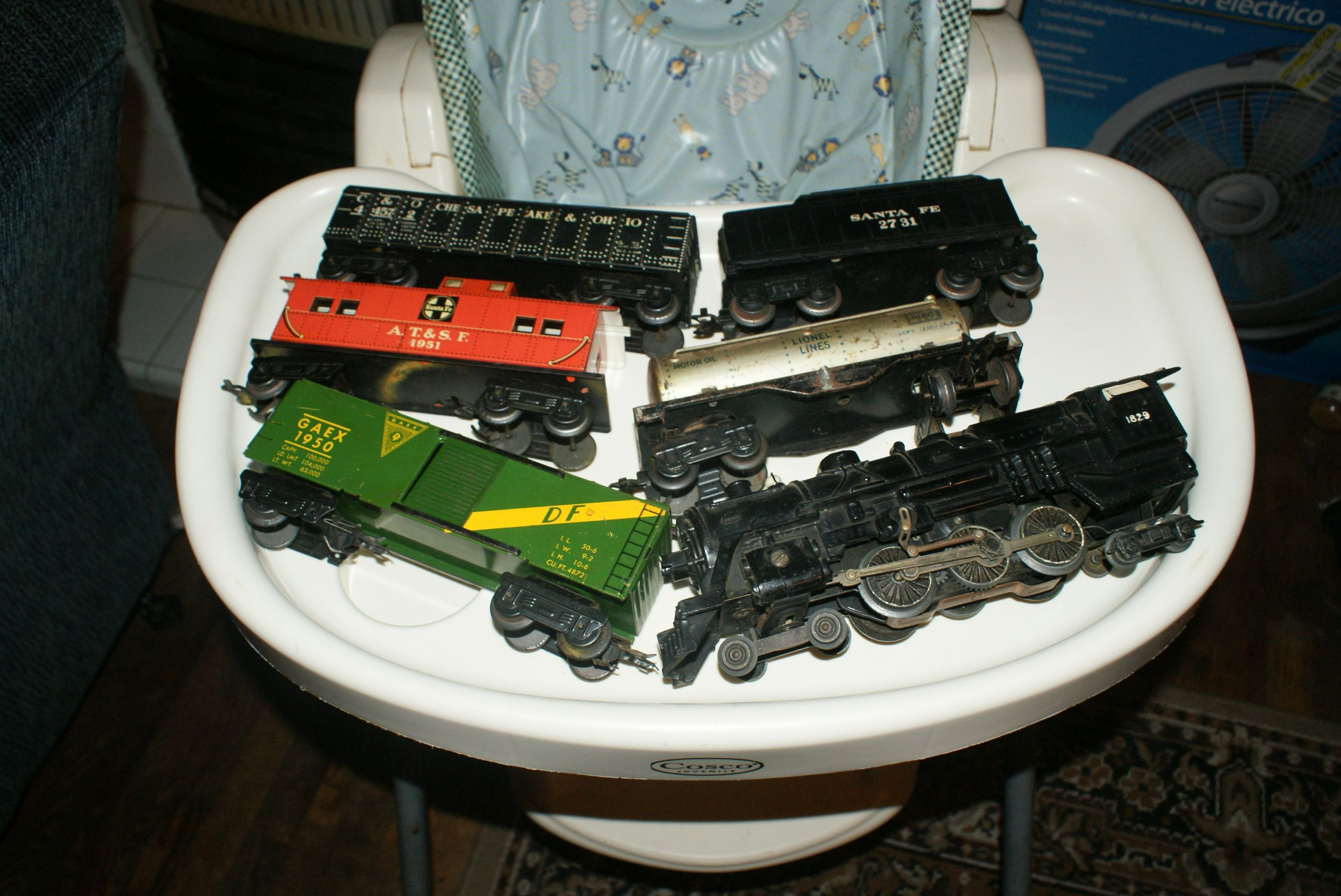 Toy Train sets----BUYING!!!
