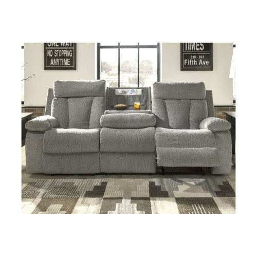 Rec Sofa W Drop Down Table With Images Reclining Sofa Drop Down Table Sofa