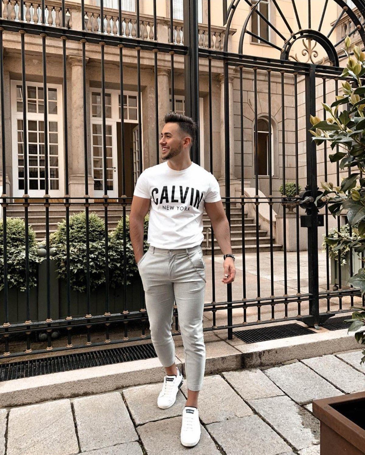 Confira 5 tendências de moda masculina para 2019