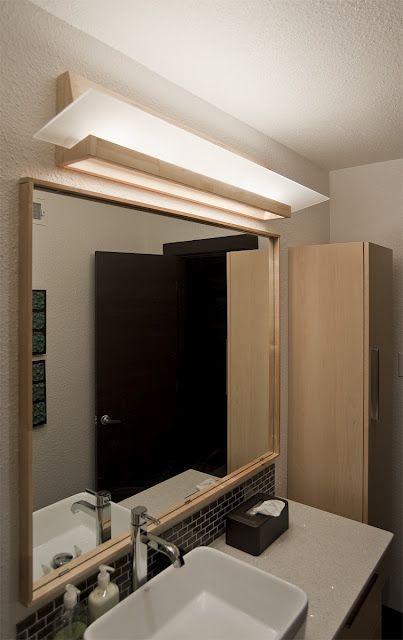 Ikeahack Bathroom Light