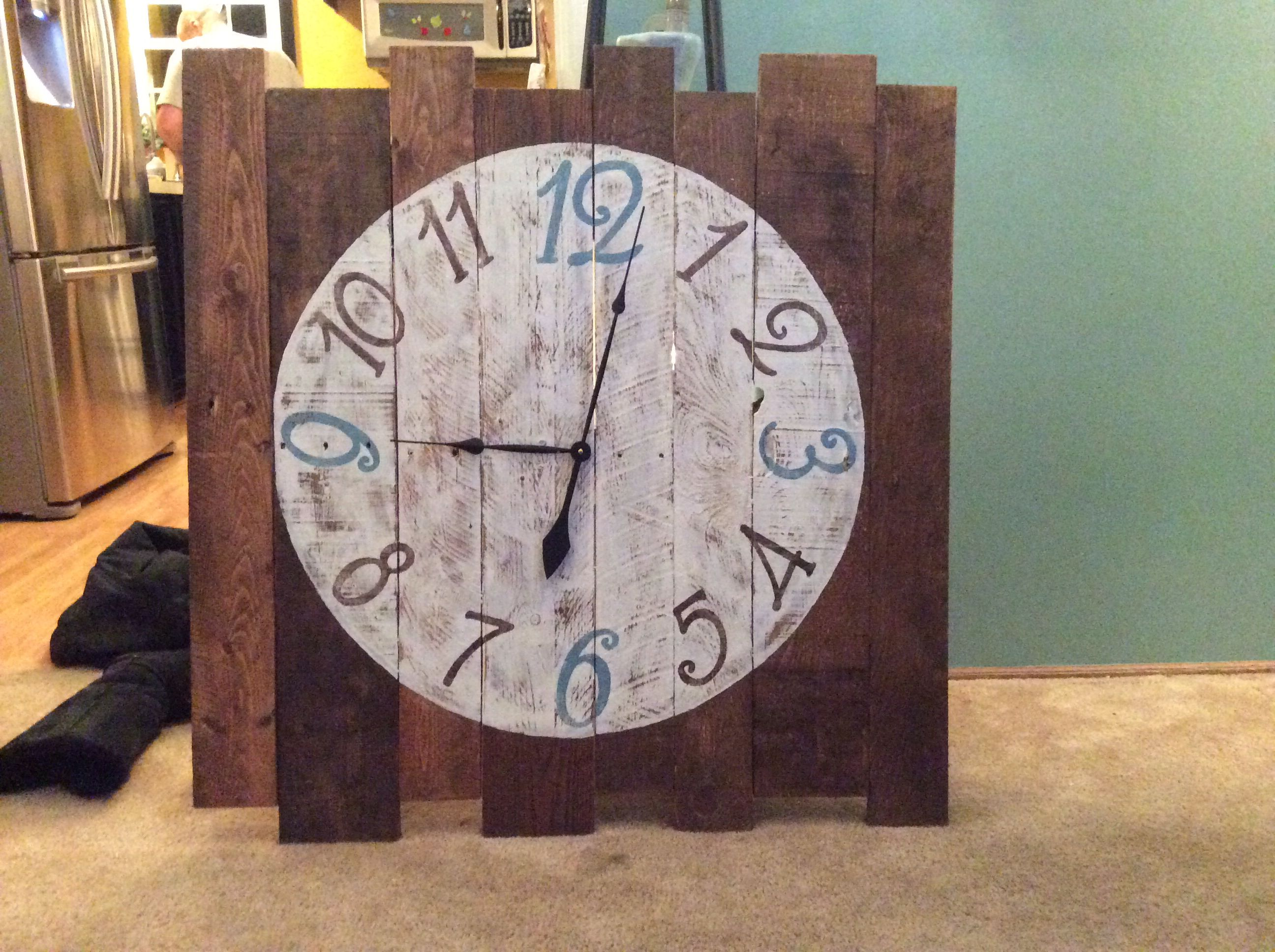 Homemade Wood Pallet Signs
