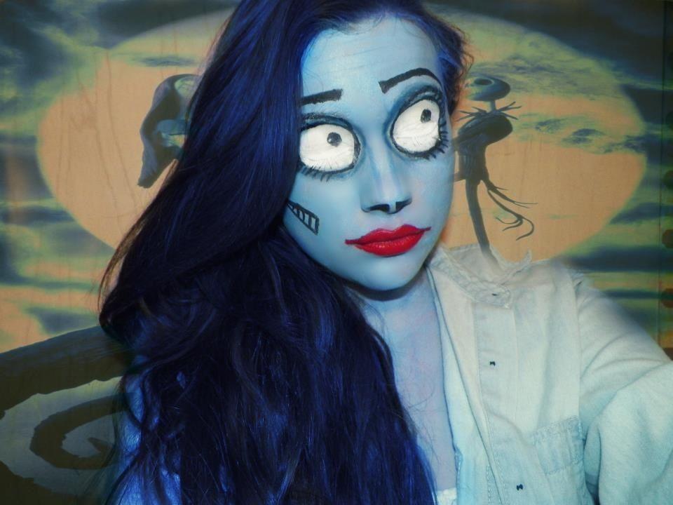 Corpse Bride Makeup Pictures : Corpse bride makeup Other stuff Pinterest