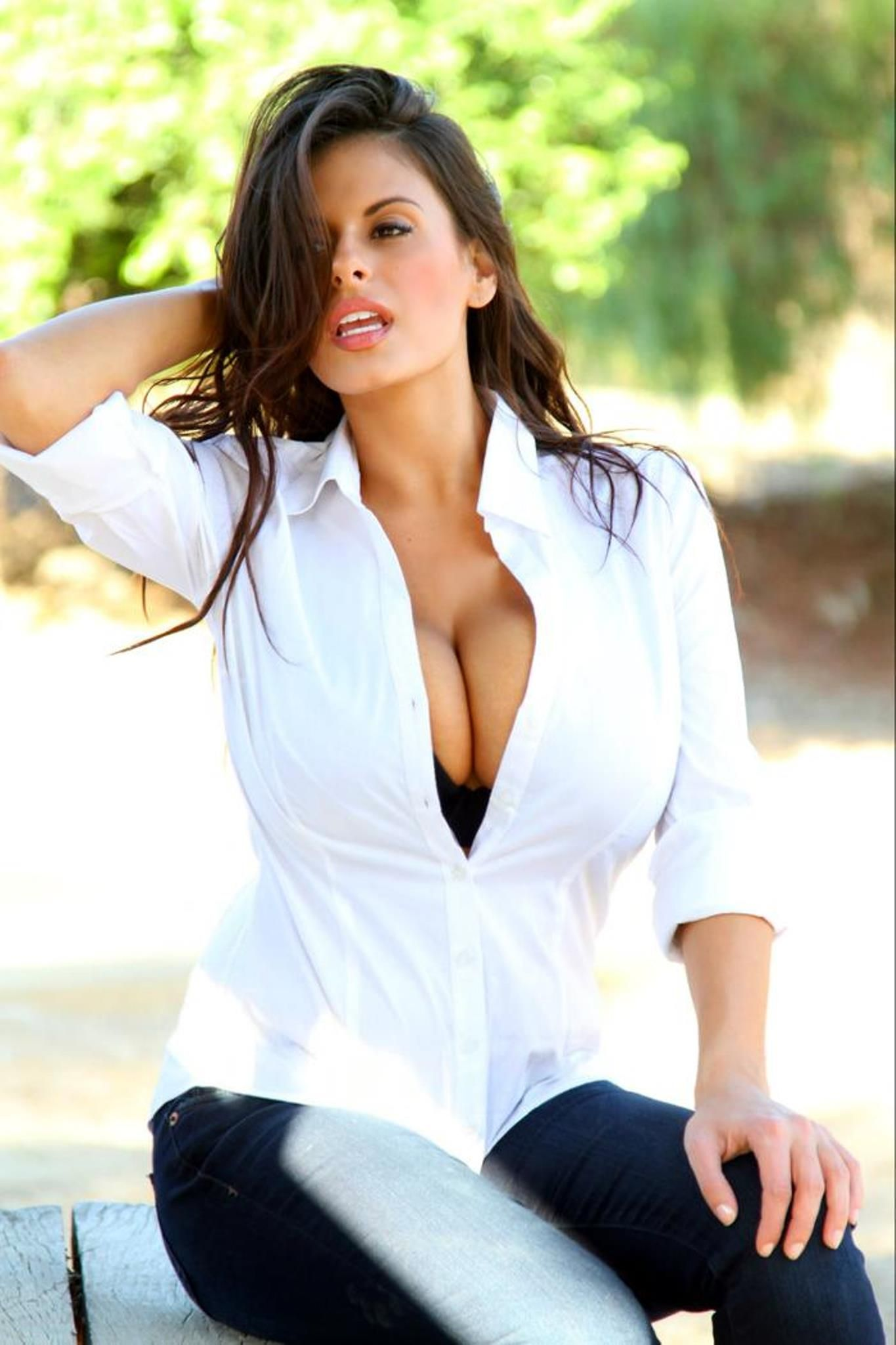 Wendy Fiore Nude Photos 9