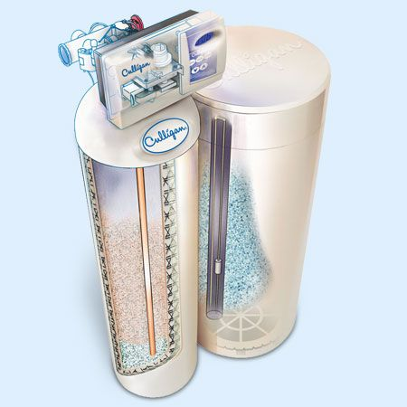 Total Home Water Softener Conditioning System Culligan Water Softener System Water Purification System Water Softener