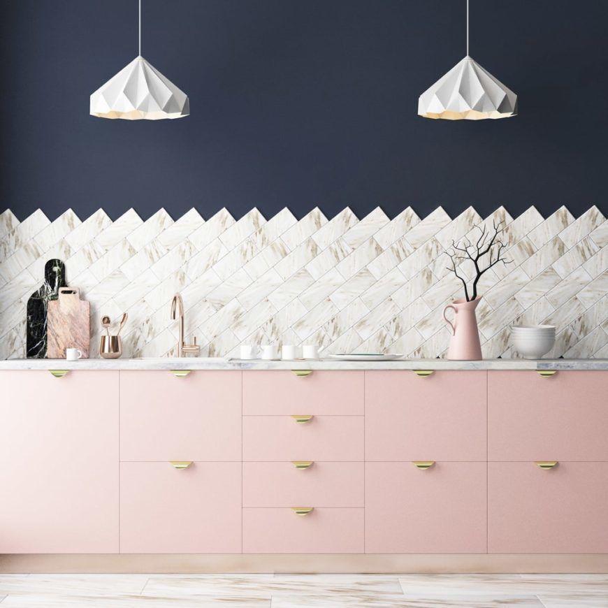 20 Pink Kitchen Ideas (Photos)