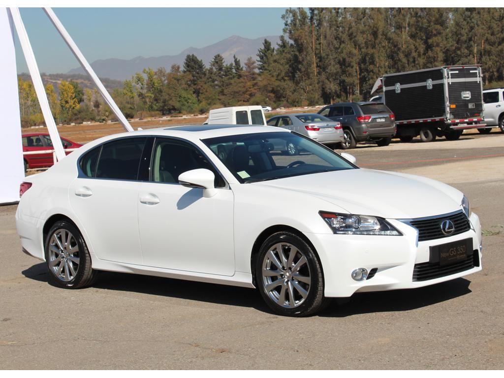 Lexus Gs 350 2012 Precio Ficha Tecnica Imagenes Y Lista De