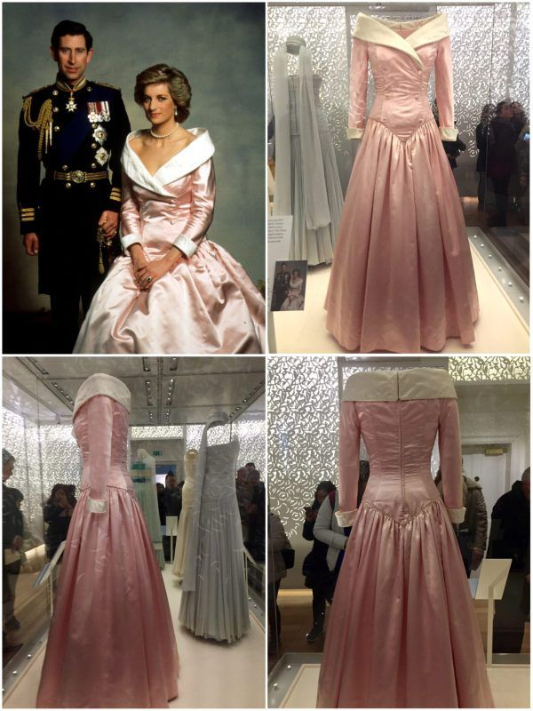 Diana Her Fashion Story Exhibit Princess Diana Dresses Princess Diana Fashion Princess Gown