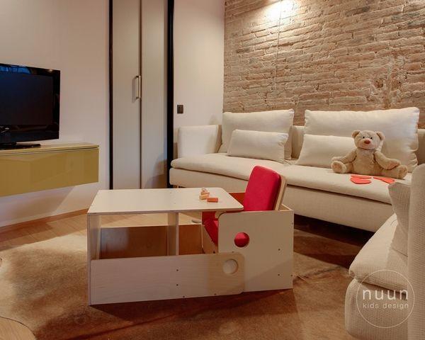 NUUN KIDS DESIGN: Muebles divertidos y multifuncionales | Muebles ...