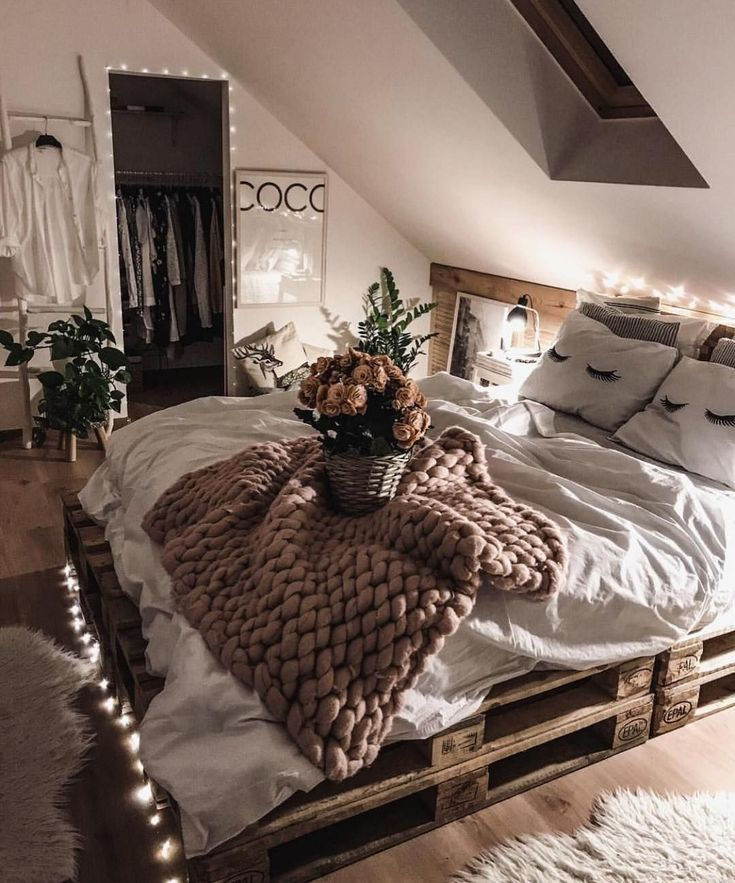 Photo of 25 Rustic Bedroom Ideas That'll Ignite Your Creative Brain – Wood Ideas
