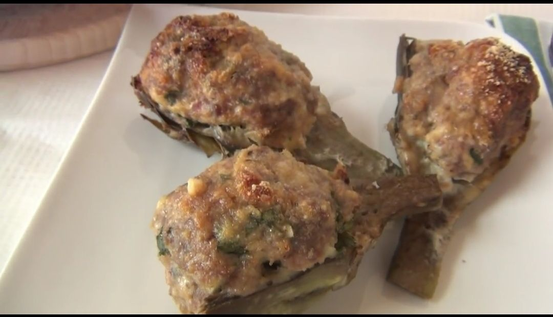 Best Ever Italian Stuffed Artichokes With Video Recipe Cooking
